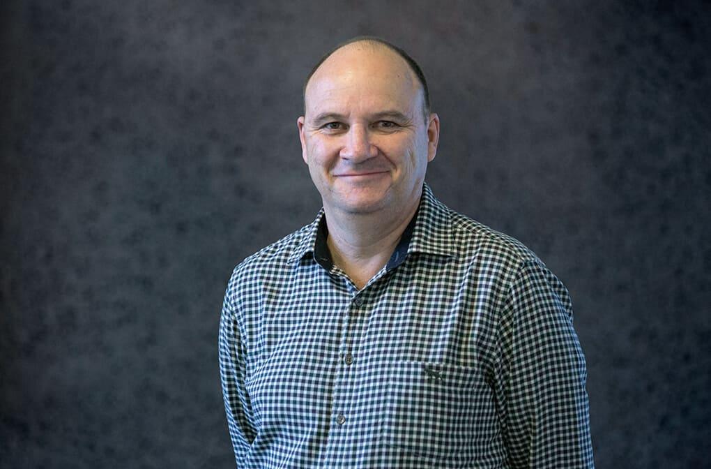 Brent Prankerd — General Manager Manufacturing
